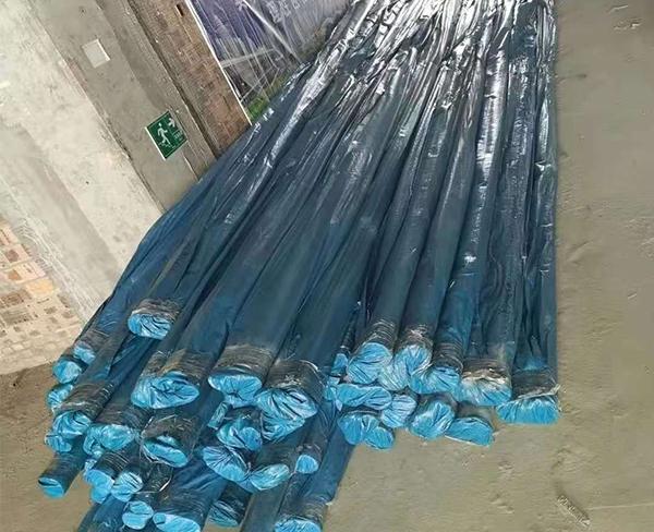 不锈钢管道施工项目
