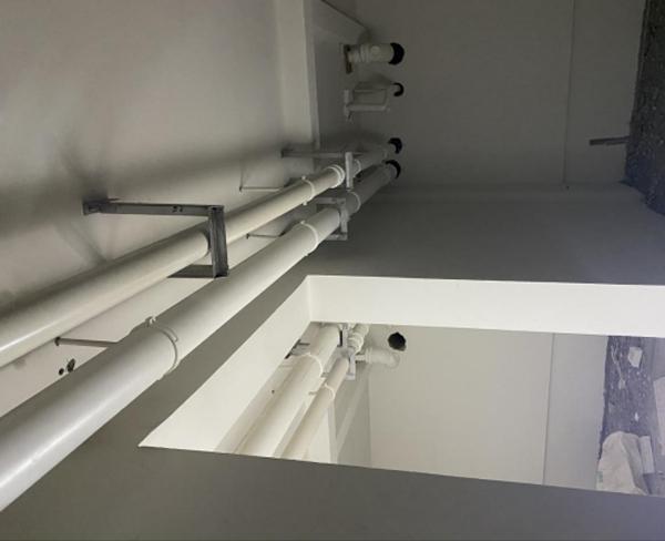 静音排水管施工安装